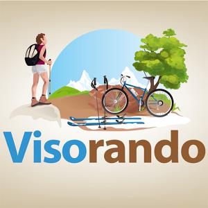 Visorando vous permettra d'utiliser votre Smartphone ou Tablette comme d'un GPS de randonnées. Vous pourrez ainsi voir les cartes IGN (sans connexion réseau), OpenStreetMap, enregistrer vos parcours, etc.