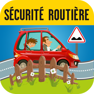 À travers un jeu pédagogique intitulé « Sur la route des panneaux », la Sécurité routière associe les enfants au trajet en voiture afin de les sensibiliser au Code de la route tout en s'amusant.