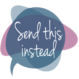 Cette application permettra aux adolescents d'envoyer rapidement des réponses sarcastiques aux personnes qui les solliciteraient afin d'obtenir des images intimes par SMS.