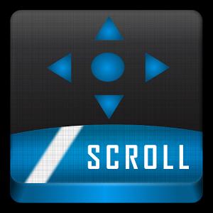 Si votre appareil mobile Android est rooté, Tilt-Scroll lui ajoutera une fonctionnalité permattant un défilement par inclinaison. Le but étant de faire défiler l'écran vers le haut ou vers le bas, ou latéralement, juste en inclinant votre Smartphone ou Tablette.