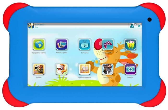"""BigBen Interactive annonce sa toute première Tablette 7"""" pour enfants"""