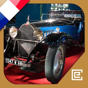 Le plus grand musée automobile du monde s'invite sur votre appareil mobile Android. Découvrez plus de 400 voitures d'exception. Hispano-Suiza, Ferrari, Rolls-Royce, Mercedes, sans oublier les 150 Bugatti, y trônent en majesté.