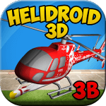 Helidroid 3B RC Helicoptere
