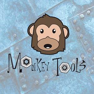 Dans Monkey Tools, vous devrez essayer de guider un petit singe en le faisant sauter de point en point et éviter qu'il tombe dans l'eau. C'est loin d'être simple, il vous faudra faire preuve d'une grande adresse si vous ne souhaitez pas que la partie se termine après 10 secondes de jeu.