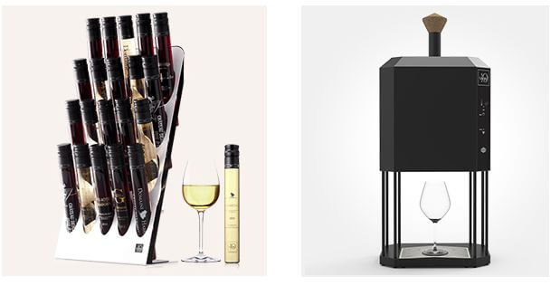 10 vins invente la machine capsule de vins android. Black Bedroom Furniture Sets. Home Design Ideas