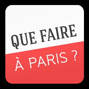 Que Faire à Paris ?
