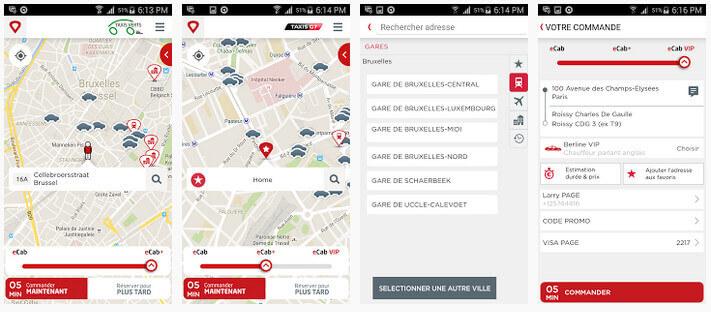 1 million de courses offertes en France par eCab