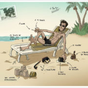Les vacances de Monsieur Bugdroid