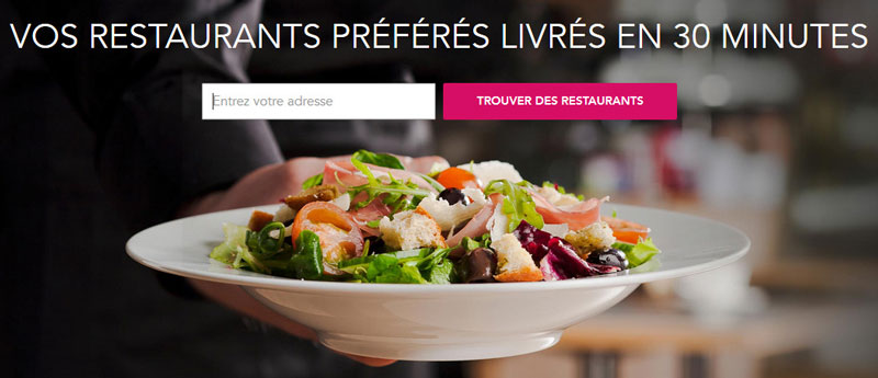 foodora, l'application qui donne aux français l'envie de manger