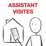 Assistant de visites