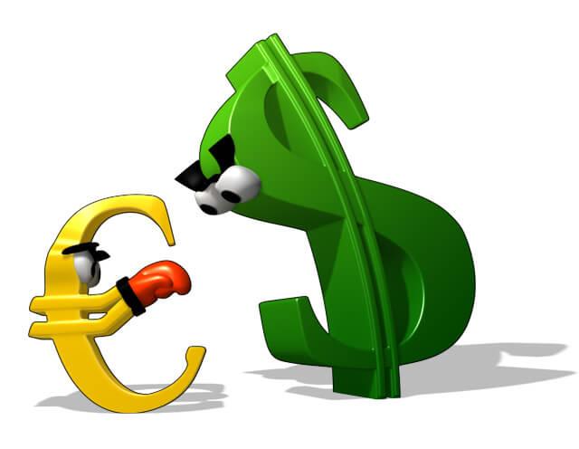 EuroVSDollar