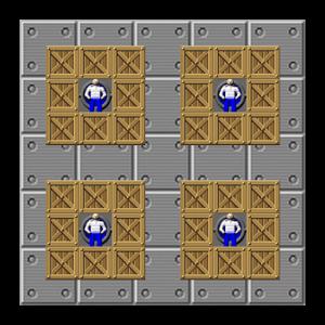 Relevez le défi du Sokoban avec Sokoban Legend !