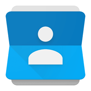 Contacts  (application Google)