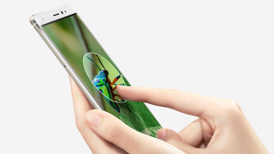 Huawei Mate S Press Touch (écran sensible à la pression) disponible