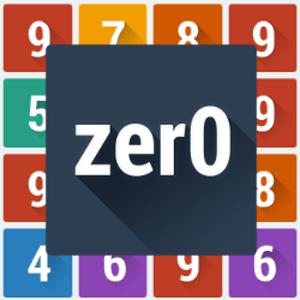 zer0, nouveau puzzle-game de nombres dans l'esprit 2048 et Threes