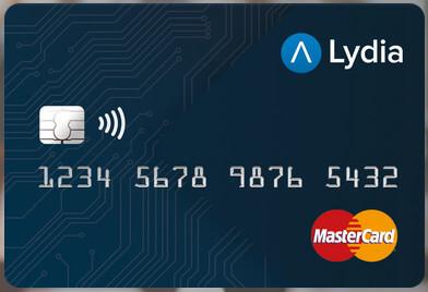 Carte Lydia