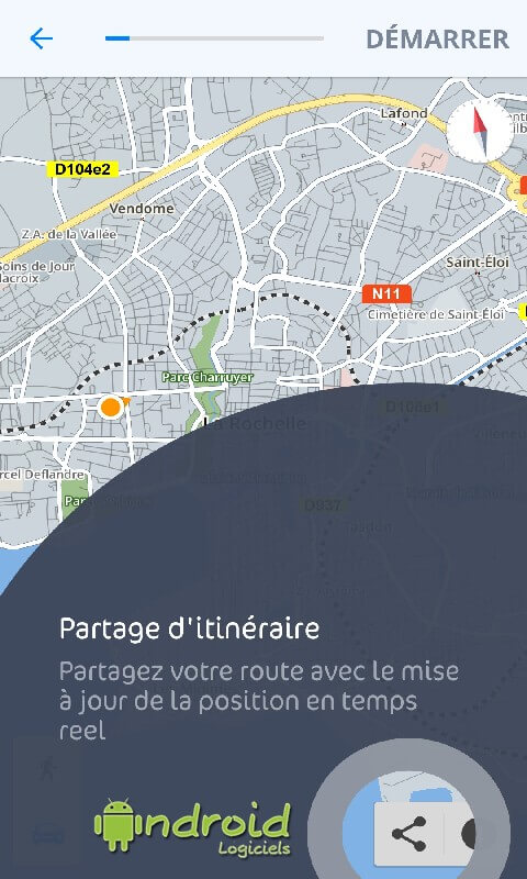 Route Sharing de Sygic