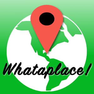 Whataplace – Enregistrement et recherche de lieux