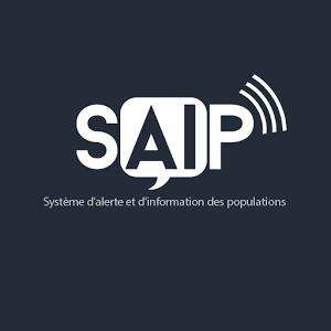 SAIP – Système d'Alerte et d'Information des Populations