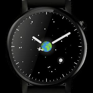 Satellites Watch Face – Personnalisez votre montre Android Wear