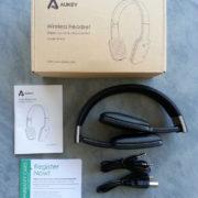 Test du casque Bluetooth 4.0 stéréo sans fil Aukey EP-B18