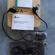 Test de l'oreillette stéréo sportive Bluetooth Aukey EP-B4