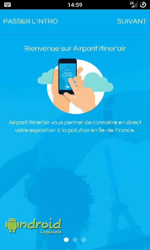 Airparif Itiner'Air