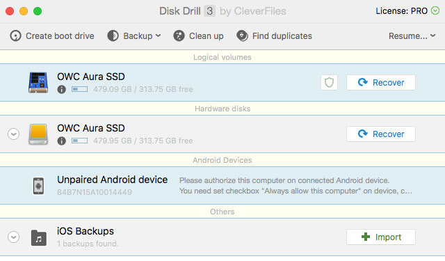 Disk Drill 3