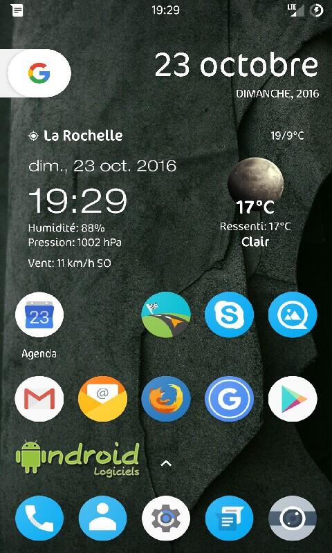 Google Pixel Launcher