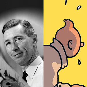 Exposition Hergé – Grand Palais