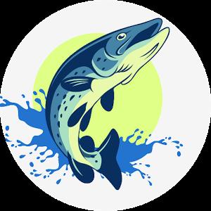 Carnet de pêche et compteur de poissons