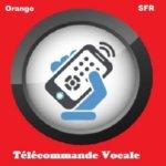 Orange SFR Télécommande Vocale