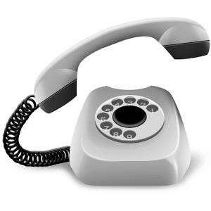 Filtrage d'appels par liste blanche