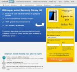 Comment débloquer le Samsung Galaxy S8