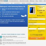 Débloquer le Samsung Galaxy S8