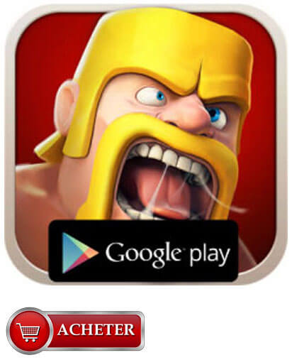Cartes Clash of Clans