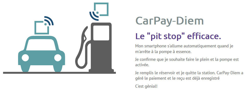 GLOB intègre CarPay-Diem