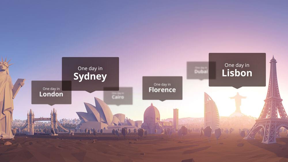 Sygic envoie «Michal», son voyageur professionnel, autour du monde