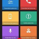 App d'annonce d'appelant