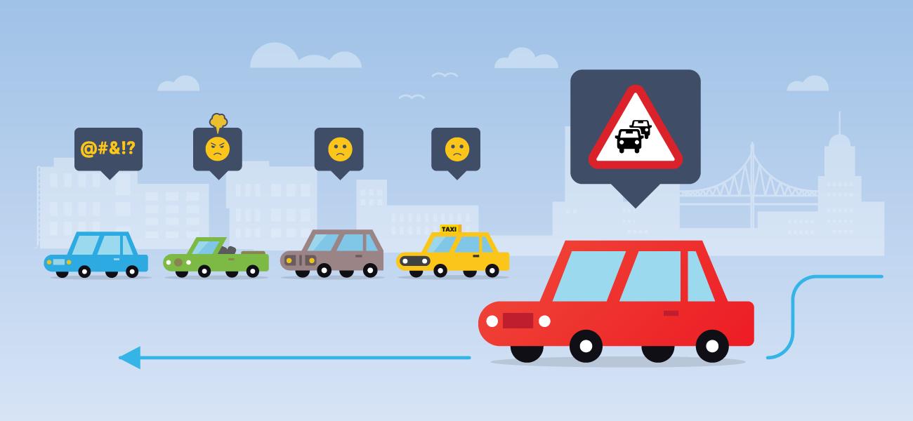 Sygic lance une fonctionnalité «d'itinéraire prédictif» sur son application de navigation GPS