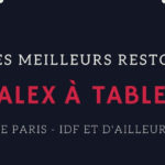 Alex A Table