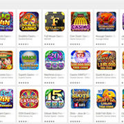 Top 5 des meilleures applications de casino pour Android