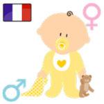 Prénoms des Bébés Français