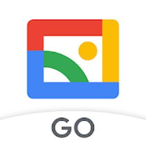 Couverture Galerie Go de Google Photos
