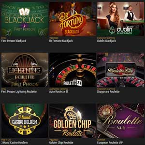 Les Casinos en ligne du moment