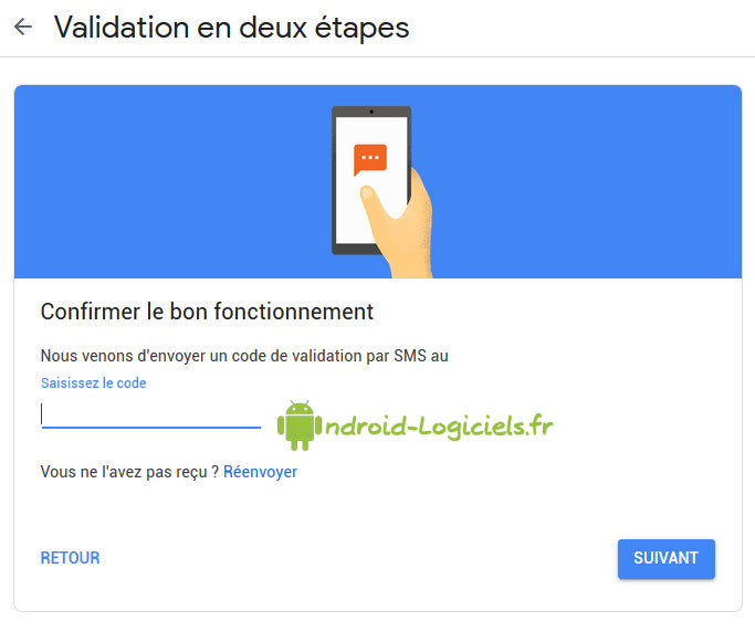 SMS Backup Plus - Synchronisez vos SMS sur Gmail