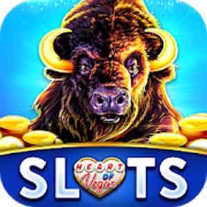 Heart of Vegas Machines à Sous - Casino gratuit