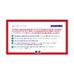 Attestation - Coronavirus / Covid-19