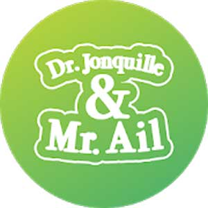 Dr. Jonquille & Mr. Ail - Jardinez facile