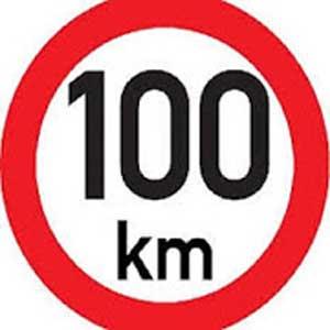 Déconfinement Covid-19 - 100 km (à vol d'oiseau)